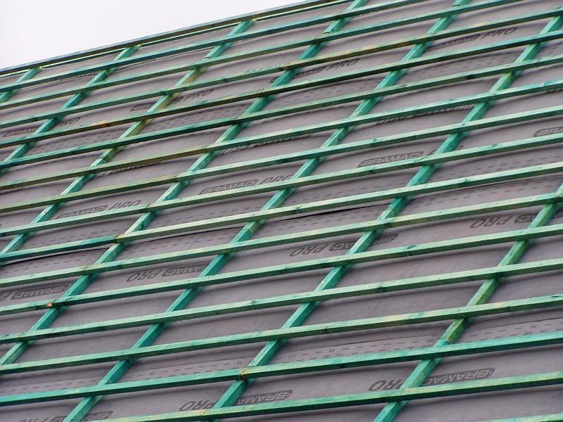 Funkce pojistných hydroizolací střech