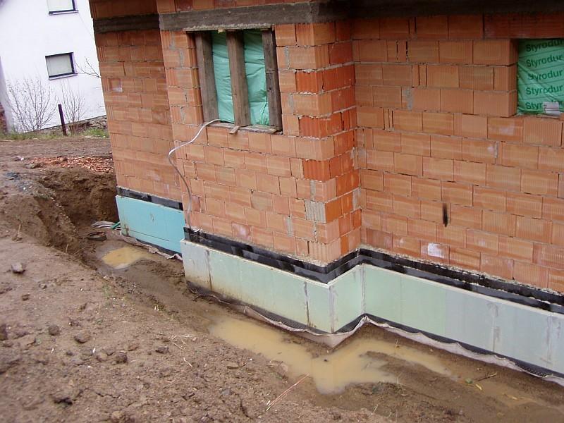 Odvodnění podzemních staveb