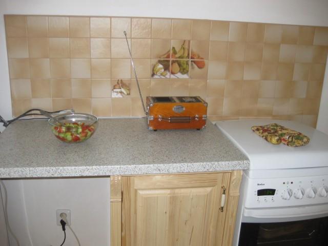 Nová kuchyňská linka1
