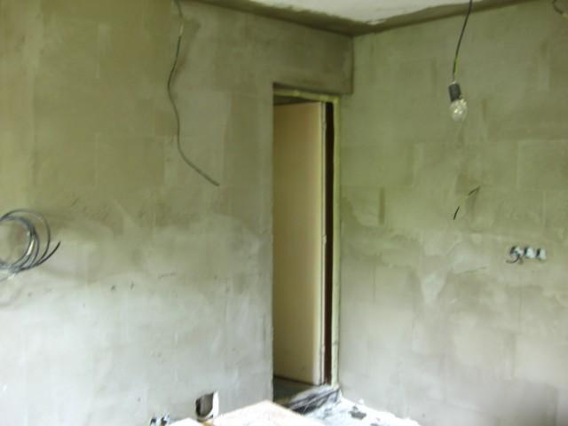 Stěrkování stěny5