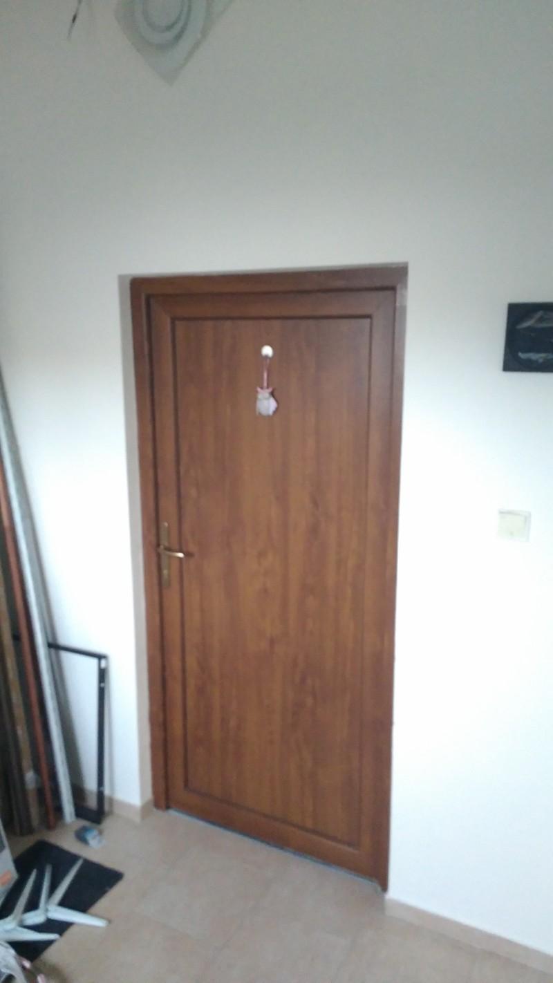 Nově osazené dveře1
