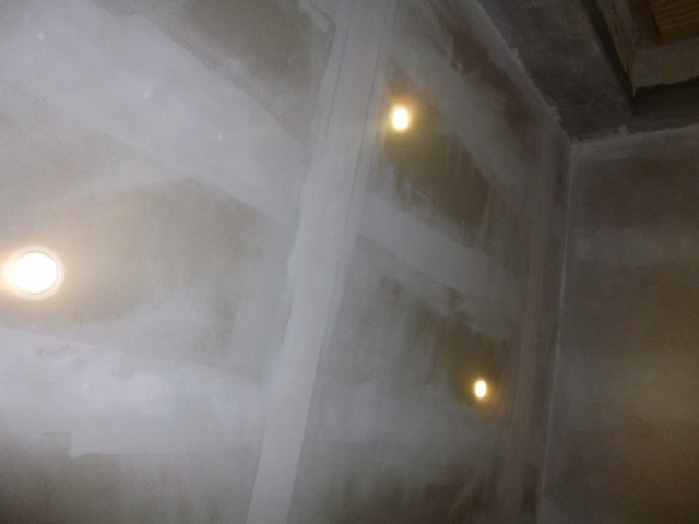 Tmelení sádrokartonových desek
