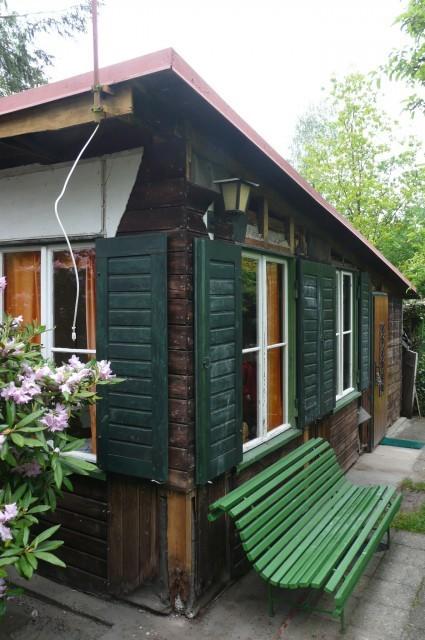 Rekonstrukce dřevěné chaty_1