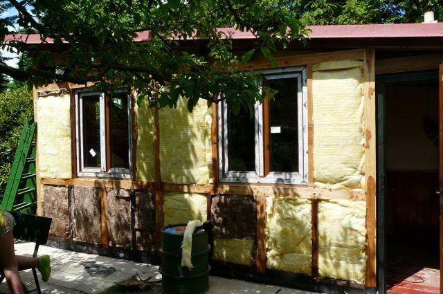 Rekonstrukce dřevěné chaty_2