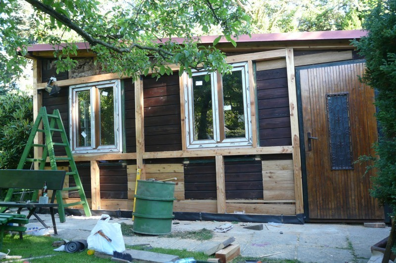 Rekonstrukce dřevěné chaty_6