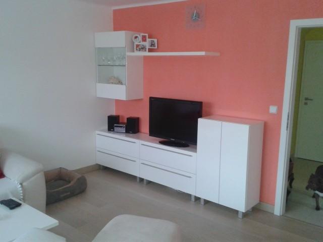Nová obývací stěna