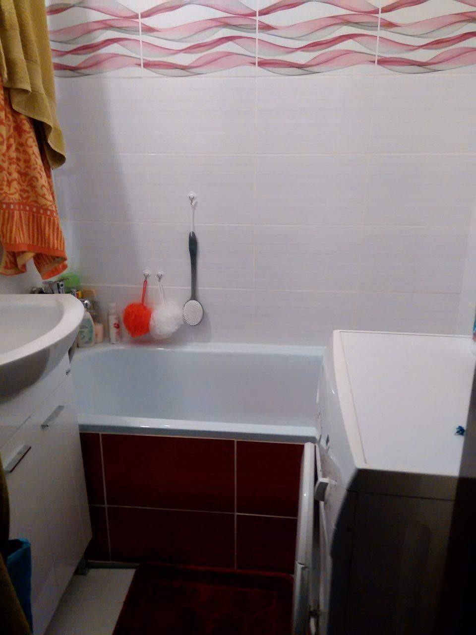 Keramický obklad v koupelně