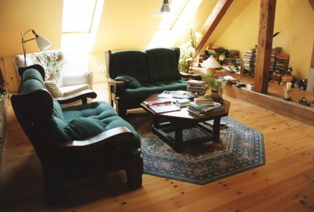 Rekonstrukce podlahy z dřevěných palubek - nová dřevěná podlaha z palubek
