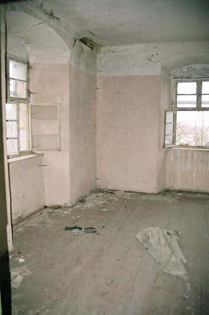 Renovace dřevěné podlahy - původní stav