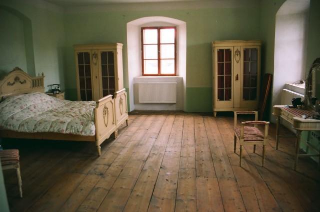 Renovace dřevěné podlahy - po naolejování podlahy
