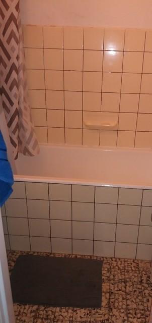 Původní stav koupelny